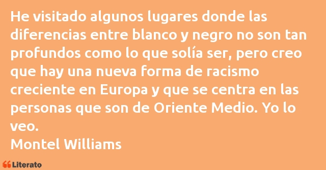 Frases de Montel Williams