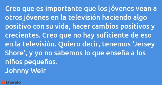Frases de Johnny Weir