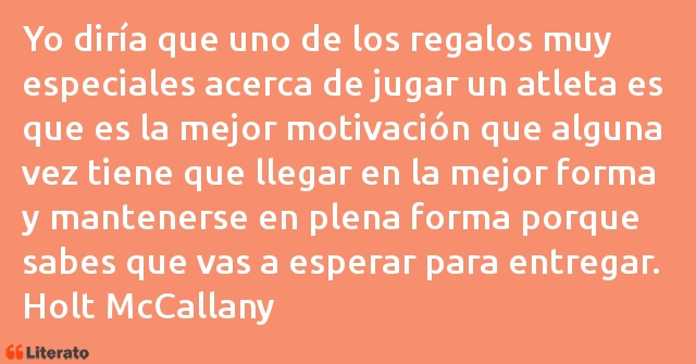 Frases de Holt McCallany