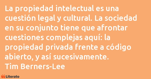 Frases de Tim Berners-Lee