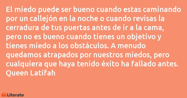 Frases de Queen Latifah