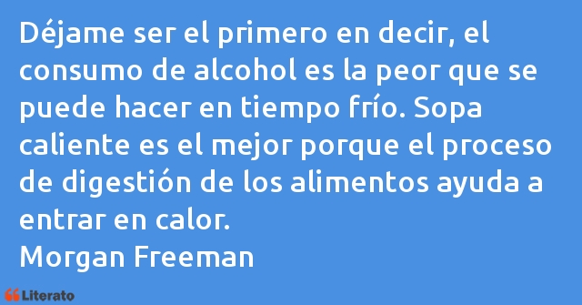 Frases de Morgan Freeman