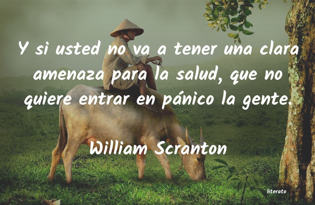 Frases de William Scranton