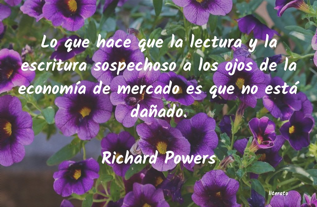 Frases de Richard Powers
