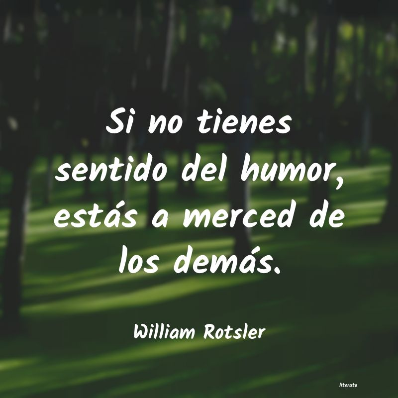 Frases de William Rotsler