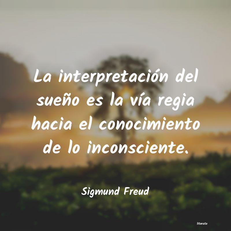 Sigmund Freud La Interpretación Del Sueño