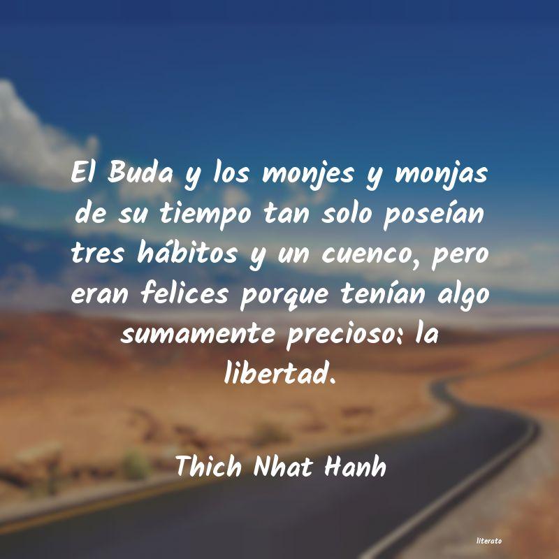 Thich Nhat Hanh El Buda Y Los Monjes Y Monjas
