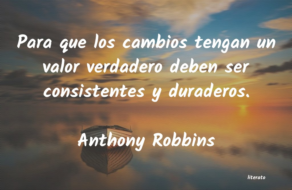 Frases de Anthony Robbins