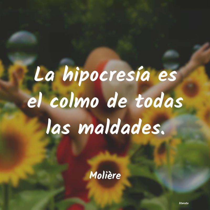 Frases Cortas Hipocresia Literato