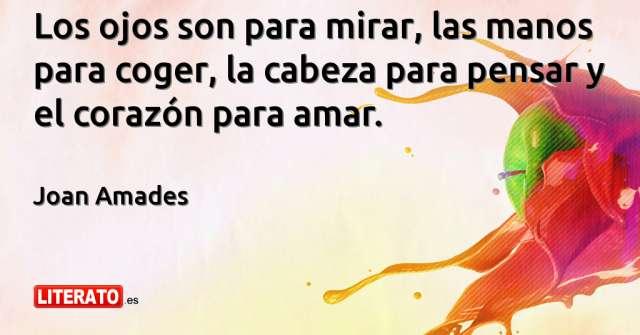 Frases de Joan Amades