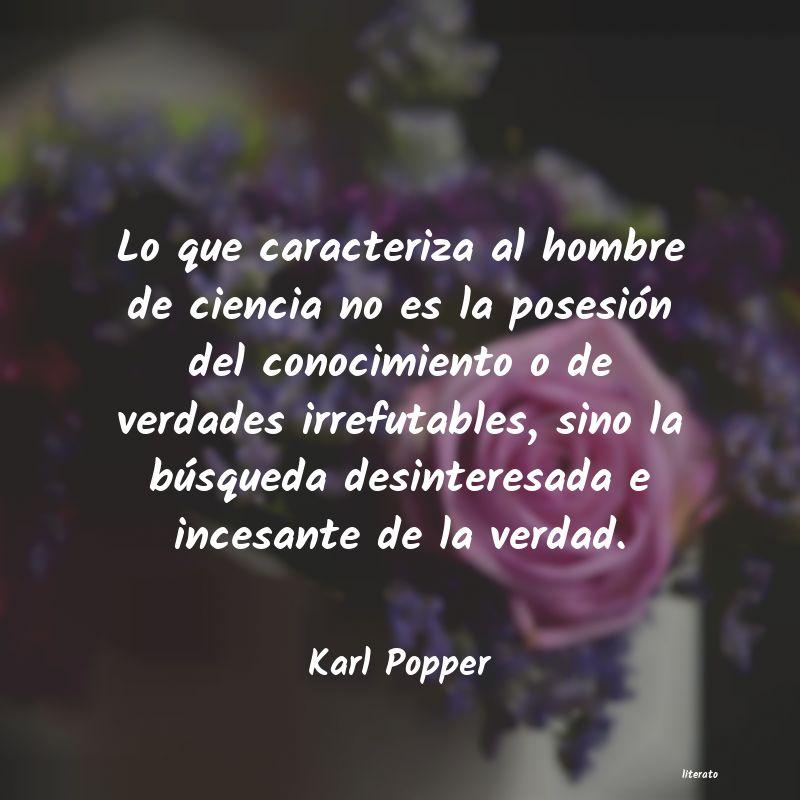 Resultado de imagen de KARL POPPER LIBERTARIO