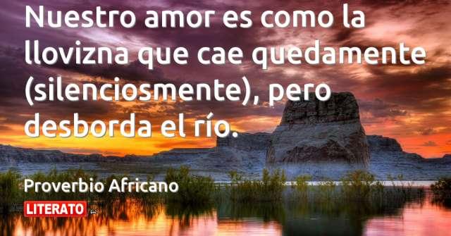 Frases de Proverbio Africano