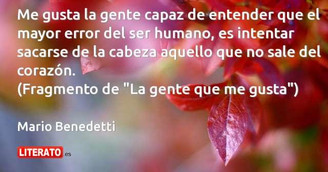 Frases de Mario Benedetti