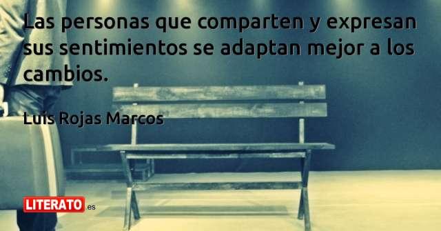 Frases de Luis Rojas Marcos