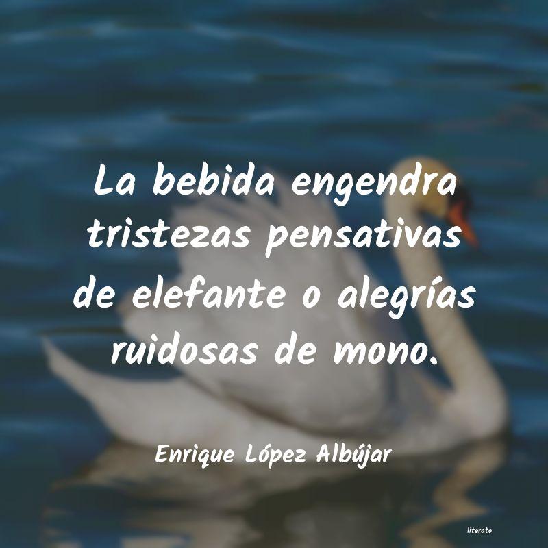Enrique López Albújar La Bebida Engendra Tristezas P