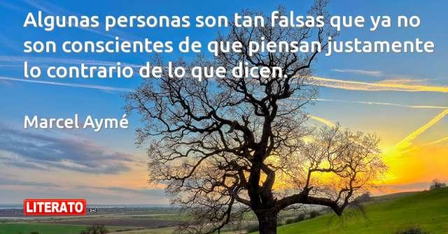 Frases de Marcel Aymé