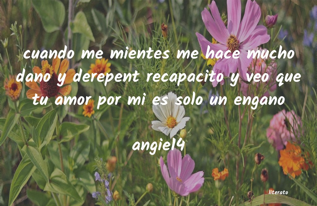 Frases de angie14