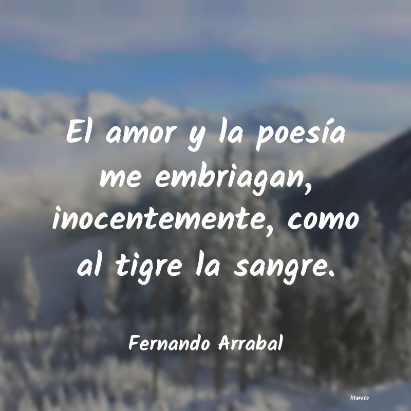 Frases De Amor Inocente Literato