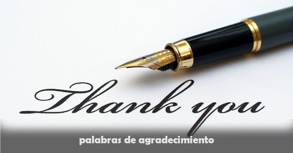 Palabras De Agradecimiento A Alumnos   MEJOR CONJUNTO DE FRASES